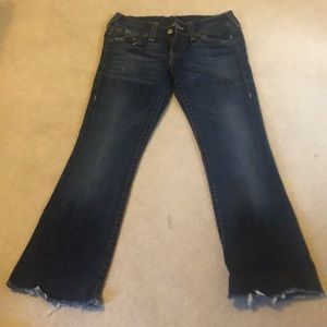 Size 32 True Religion Jeans